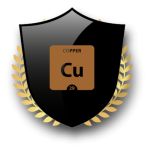 Copper Membership Badge